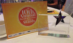 10th Annual Payroll and Pensions Excellence Awards